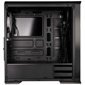 Boitier Moyen Tour ATX Kolink Levante RGB avec panneaux vitrés (Noir)