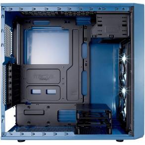 Boitier ATX Fractal Design Focus G avec fenêtre (Bleu)