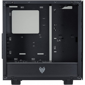 Boitier Moyen Tour ATX Fortron CMT510 RGB avec panneaux vitrés (Noir)