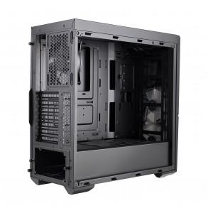 Boitier ATX Cooler Master MasterBox K500 A RGB avec panneau vitré (Noir)