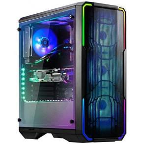Boitier Moyen Tour ATX BitFenix Enso Mesh RGB avec panneau vitré (Noir)