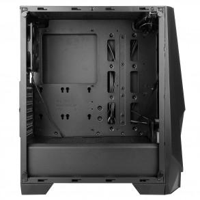 Boitier Moyen Tour ATX Antec NX310 RGB avec panneau vitré (Noir)