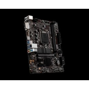 Carte Mère MSI B460M-A Pro (Intel LGA 1200) Mirco ATX
