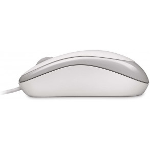 Microsoft Basic Optical Mouse for Business Blanche