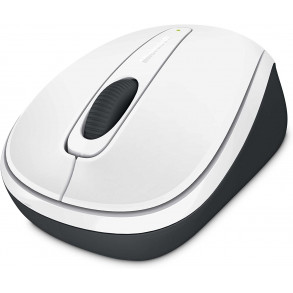 Microsoft Wireless Mobile Mouse 3500 - Souris sans fil Blanche