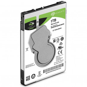 "Disque Dur portable Seagate 2""1/2 BarraCuda 1000 Go (1 To) 5400 trs S-ATA 3 (ST1000LM048)"
