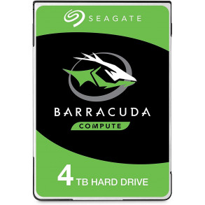 "Disque Dur portable Seagate Barracuda 2""1/2 4000 Go (4 To) 5400 trs S-ATA 3 (ST4000LM024)"