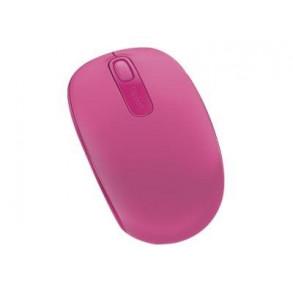 Souris sans fil Microsoft Wireless Mobile Mouse 1850 (Rose)
