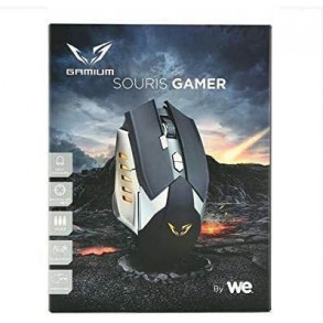 Souris filaire Gamer WE Gamium - 4000dpi
