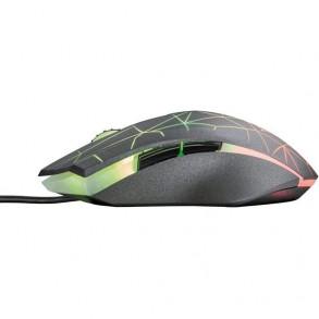 Souris filaire Gamer Trust GXT170 Heron RGB (Noir)
