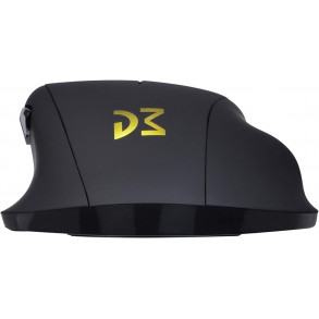 Souris filaire Gamer Dream Machines DM2 Comfy S (Noir)