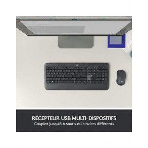 kit souris & Clavier Logitech  920-008676