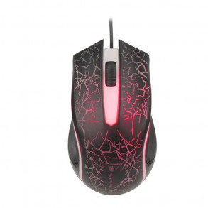 Souris filaire Gamer NGS GMX-115 RGB (Noir)