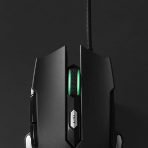 Souris filaire Gamer Rapoo V310 (Noir)