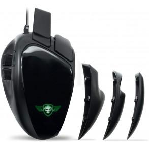 Souris filaire ergonomique Gamer Spirit of Gamer Elite-M70 (Noir)