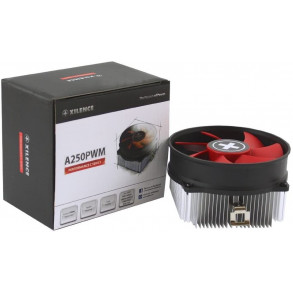 Ventilateur processeur Xilence Performance C A250PWM (Noir/Rouge)