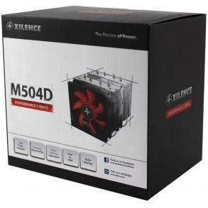 Ventilateur processeur Xilence Performance M504D (Noir/Rouge)