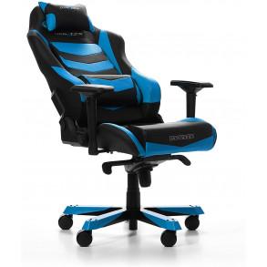 Fauteuil DXRacer Iron I166 (Noir/Bleu)