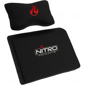 Fauteuil Nitro Concepts X1000 Stealth Black (Noir)