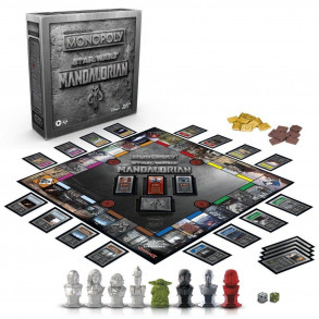 Monopoly The Mandalorian