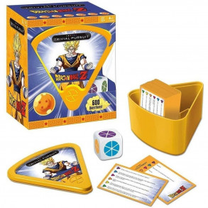 Trivial Pursuit Dragon Ball Z