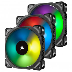 Pack x3 ML120 PRO RGB 120mm...