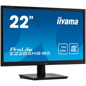 Ecran PC Iiyama E2283HS-B5...