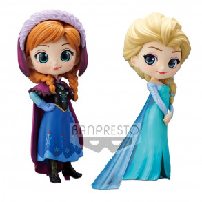Figurine Anna & Elsa (duo...