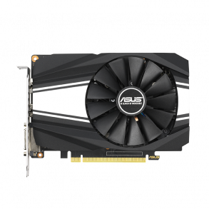 Carte graphique Asus GeForce GTX 1660 PH-GTX1660-O6G