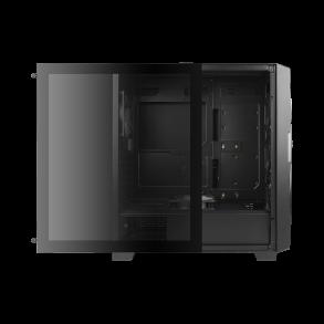 Boitier PC Antec DF700 FLUX - MT/Sans Alim/ATX