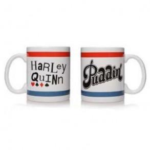 Mug Harley Quinn (Puddin')