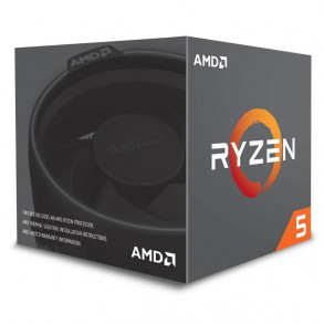 Processeur AMD Ryzen 5 2600X Socket AM4 (3,6 Ghz)