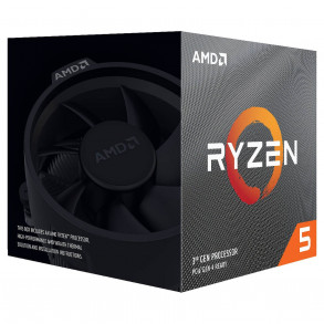Processeur AMD Ryzen 5 3600 Socket AM4 (3,6 Ghz) (Sans iGPU)
