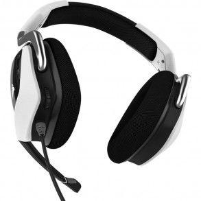 Micro-casque Corsair VOID RGB ELITE USB Premium White