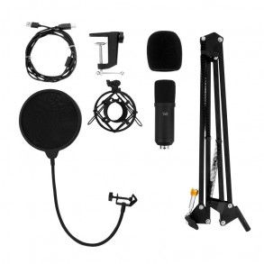 Micro-casque T'nB Pack Micro&Fixation Streamer