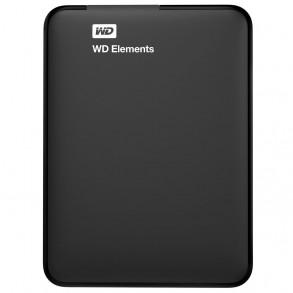 Disque dur externe Western Digital Elements 1 To - Noir