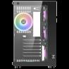Boîtier PC Xigmatek Aquarius Plus RGB Noir