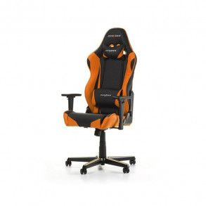 Fauteuil DXRacer Racing R0 (Noir/Orange)