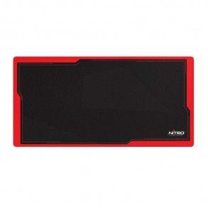 Tapis de souris Nitro Concepts Deskmat DM9 Noir/Rouge